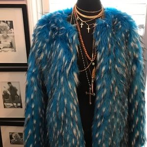 Glamorous Blue Be a real Fashionista
